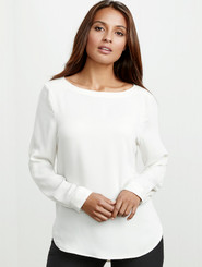 Madison Boatneck Blouse