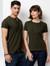Mens & Ladies Vintage Henley T-Shirt