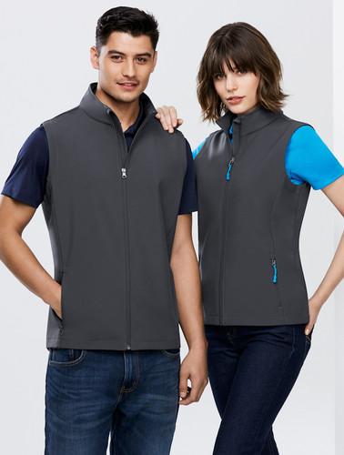 Mens & Ladies Apex Softshell Vest