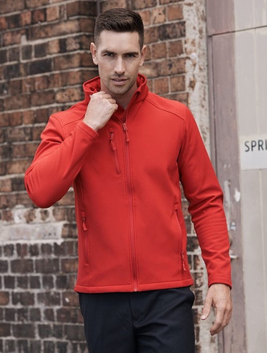 Mens Olympus Softshell Jacket