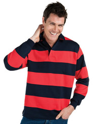 JB's Wear Striped Rugby