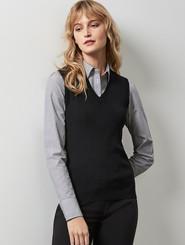 Ladies Knitted Vest