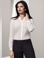 Juliet Plain Blouse
