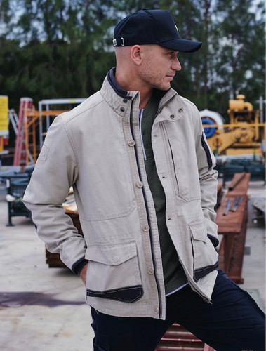 Flex & Move™ Canvas Jacket