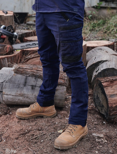 Flex & Move™ Stretch Cargo Utility  Pants