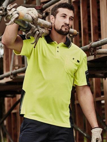 Reinforced Squad S/S Polo