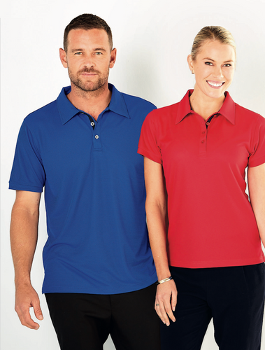 Mens and Ladies Superdry Polo