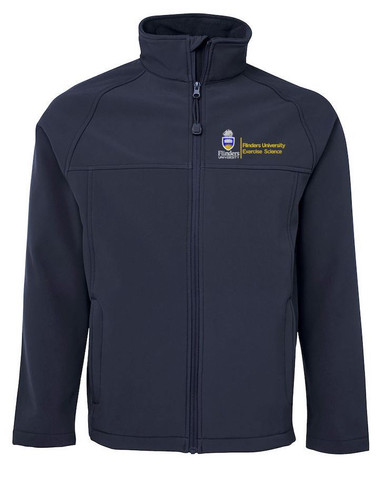 Mens Exercise Science Softshell Jacket