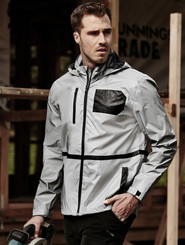 Unisex Streetworx Reflective Waterproof Jacket