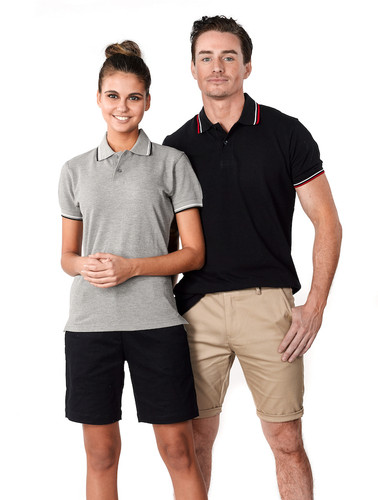 Mens & Ladies Bobby Polo - 100% Cotton