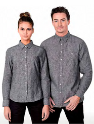Mens & Ladies Floyd Linen Shirt
