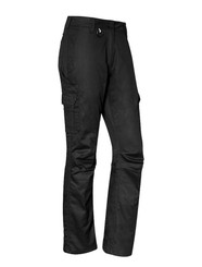 Womens Rugged Multi Pocket Pants