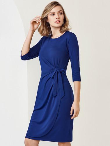 French Blue Paris Dress