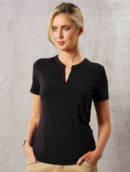 Sofia Short Sleeve Stretch Top