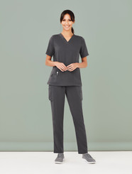 Avery Easy Fit V-Neck Scrub Top