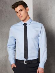 Mens Pinpoint Oxford L/S Shirt
