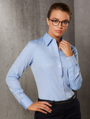 Women's Pinpoint Oxford L/S Shirt
