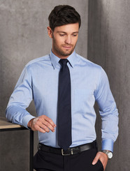 Men's Fine Chambray  Shirt