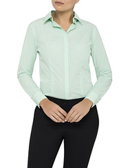 Van Heusen Ladies Classic Fit Check Shirt