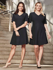 Siena Extended Sleeve Dress