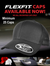 Flexfit Embroidered Trucker Cap 110T
