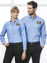 Clubbies Chambray L/S Shirt