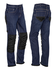 Heavy Duty Cordura Stretch Denim Jeans