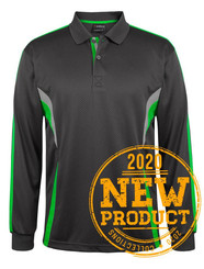 Podium L/S Cool Polo