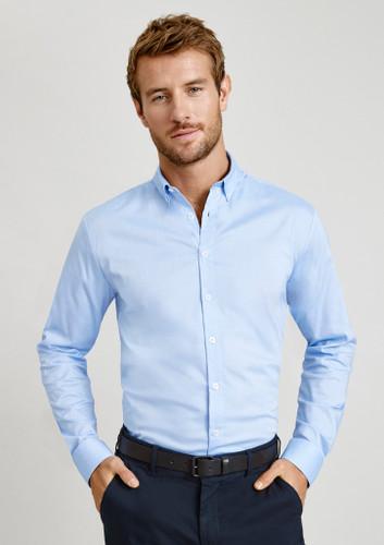 Mens Camden Cotton Stretch Shirt
