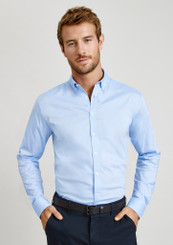 Mens Camden Cotton Stretch Shirt