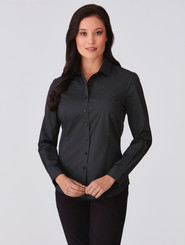Expresso Ladies 100% Cotton Shirt