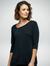 Black Aries Knitted Top