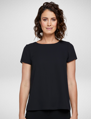 Short Sleeved Harmony Blouse