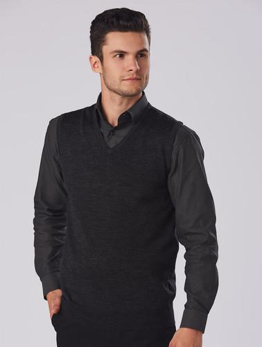 Soft Merino Wool Vest