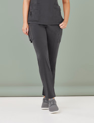 Avery Slim Leg Multi Pocket Scrub Pant