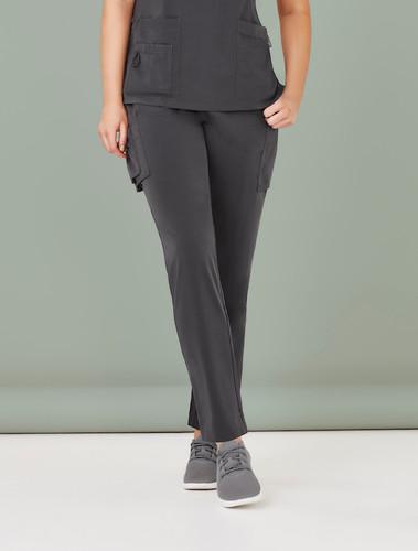Avery Slim Leg Multi Pocket Scrub Pant