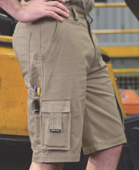 JB's Mercerised Multi Pocket Short