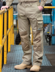 Canvas & Duck Weave Cordura Trousers