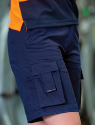 Ladies Multi Pocket Shorts
