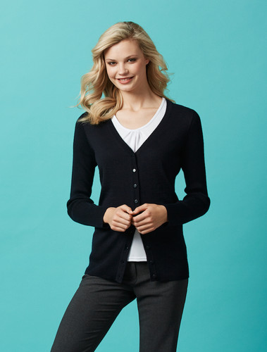 Biz Collection Ladies Milano Cardigan