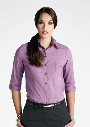 Chevron Ladies Shirt 3/4 Sleeve