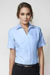 Preston Ladies Short Sleeve Shirt