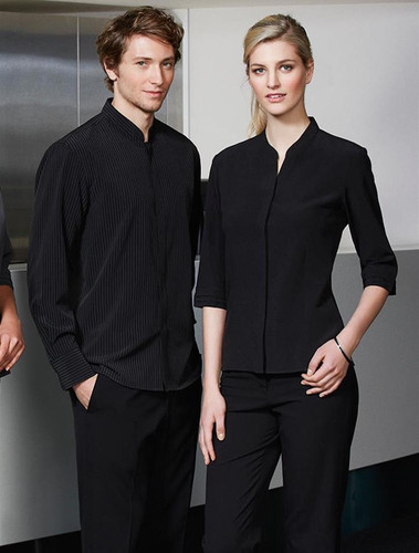 Quay Ladies Shirt - 3/4 Sleeve