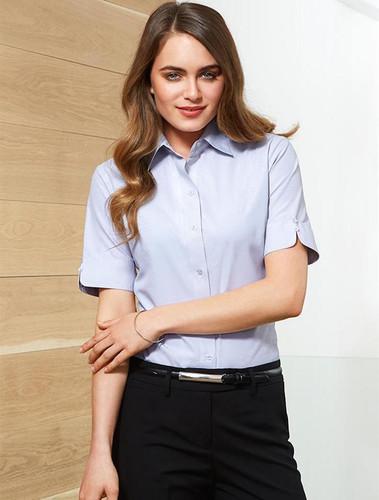 Ambassador Ladies S/S Shirt