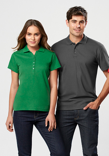 Crew Classic Ladies Pique Polo