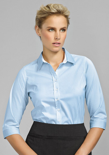 Fifth Avenue Ladies 3/4 Sleeve Shirt