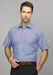 Hudson Mens Short Sleeve Shirt