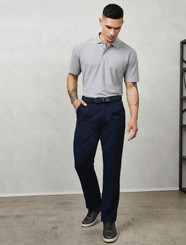 Mens Detroit Flexi Waist Trousers