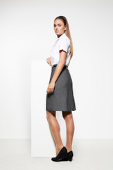 Ladies Rococo Feature Pleat Skirt