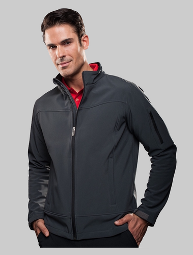Sporte Leisure Mens Perisher Softshell Jacket